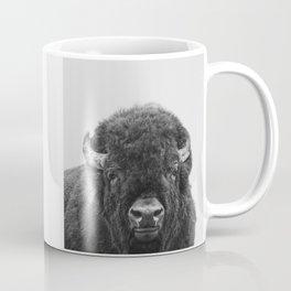 Buffalo Print, Bison Wall Art, Photography Print Coffee Mug