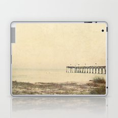 Early Venice Pier Day ... Laptop & iPad Skin