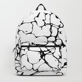 Marble veins Backpack