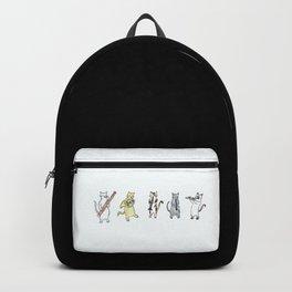 Meowtet Backpack