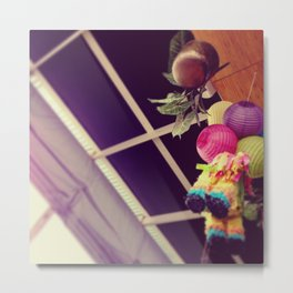 #51Photo #RoofColours #FellowshipSunday Metal Print