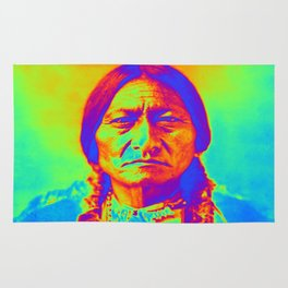 Sitting Bull Rug