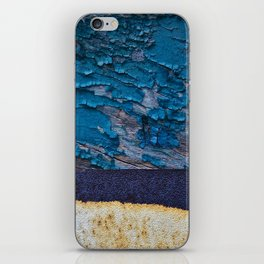 Blue Spirit iPhone Skin