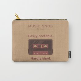 Cassettes. — Music Snob Tip #062 Carry-All Pouch