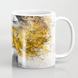 Frilled Coffee Mug