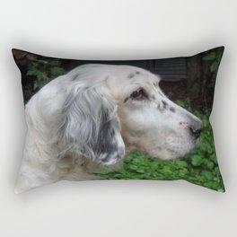 English Setter Rectangular Pillow