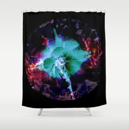 Rapid Calm Shower Curtain