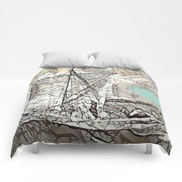 Misplaced Ship Comforters