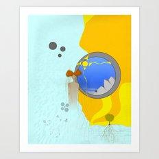 creating dreams innuendo Art Print
