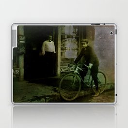 Delivery Boy Laptop & iPad Skin