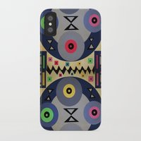ferris wheel iPhone & iPod Cases featuring Ferris wheel by simay