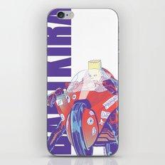 Bartkira on Motorcylce iPhone & iPod Skin