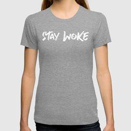 Stay Woke | Civil Disobedience  T-shirt