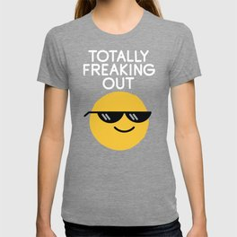 Froze Colored Glasses T-shirt