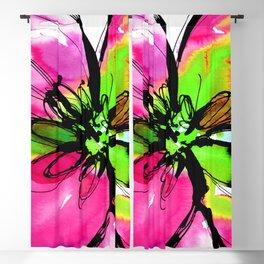 Ecstasy Bloom No.17f by Kathy Morton Stanion Blackout Curtain