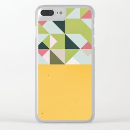 The Nordic Way XXVII Clear iPhone Case