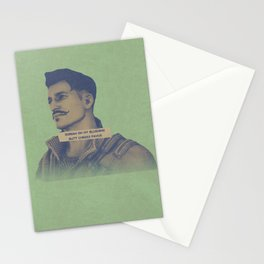 Dorian 'Oh my blushing butt cheaks' Pavus Stationery Cards