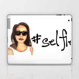 Selfie Laptop & iPad Skin