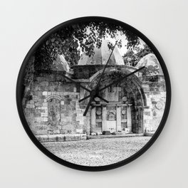 old stracture Wall Clock
