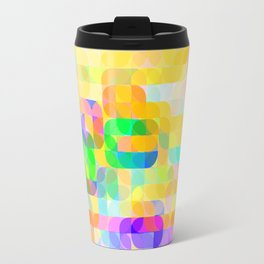 Re-Created Laurels XVII by Robert S. Lee Travel Mug