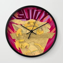 Until Proven Wall Clock