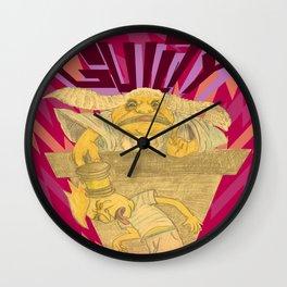 Until Proven Wall Clock