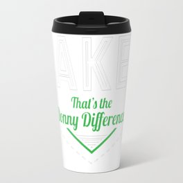 Fresh Cakes - That's The Donny Difference! Travel Mug