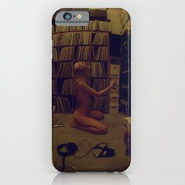 for the record... iPhone Case