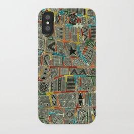 ESHE charcoal iPhone Case