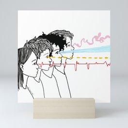 The Way We See Mini Art Print