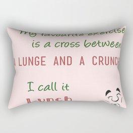 Fun One Liners 1 Rectangular Pillow