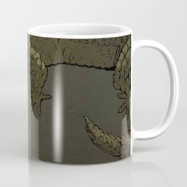 A modern St George Coffee Mug
