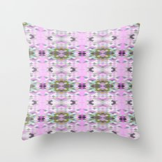 Ethnic Clouds Throw Pillow