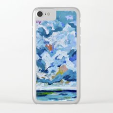 Southerly Clear iPhone Case