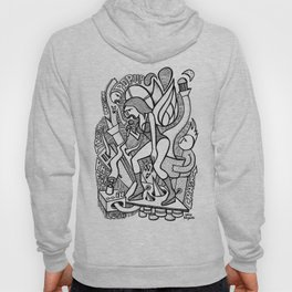 Sing The Glues - PopCore 02 Hoody