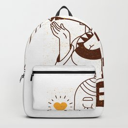 Queen Love Backpack