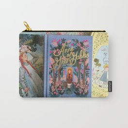 Anne of Green Gables Books Carry-All Pouch