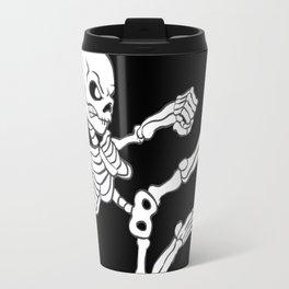 Kung fu Skull Travel Mug