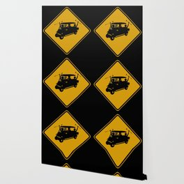 Party Cart Crossing Wallpaper