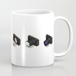 isometric tutorial 6 steps Coffee Mug