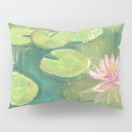Lily Pond Pillow Sham