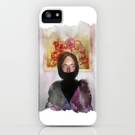 weekend at home iPhone Case