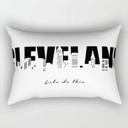 Let's Do This Rectangular Pillow