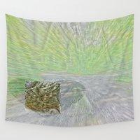"""helen Wall Tapestries featuring """"Dreaming of Helen"""" by jjhelene"""