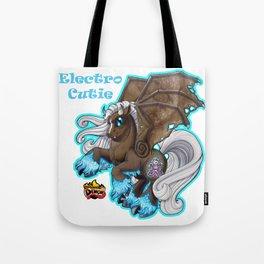 Electro Cutie Tote Bag
