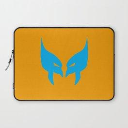 Wolverine Mask Laptop Sleeve