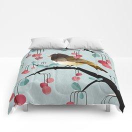Bird, Watching Comforters