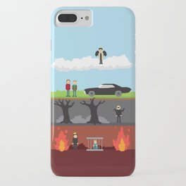 Supernatural - From Heaven and Hell iPhone Case