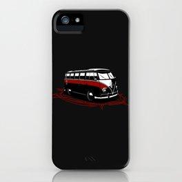 23 Window Bus iPhone Case