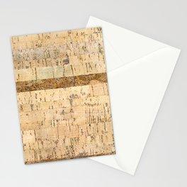 Cork Stationery Cards